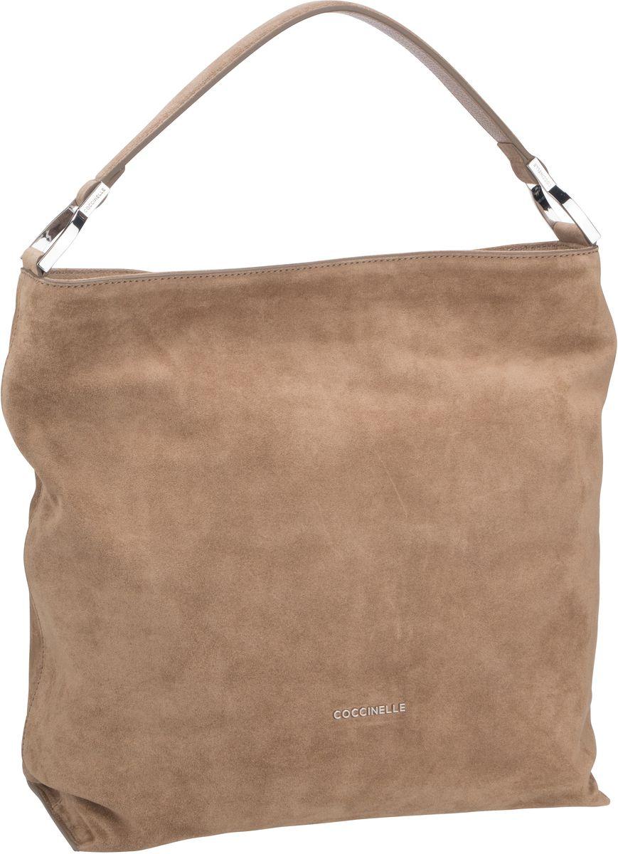 Handtasche Keyla Suede 1302 Desert