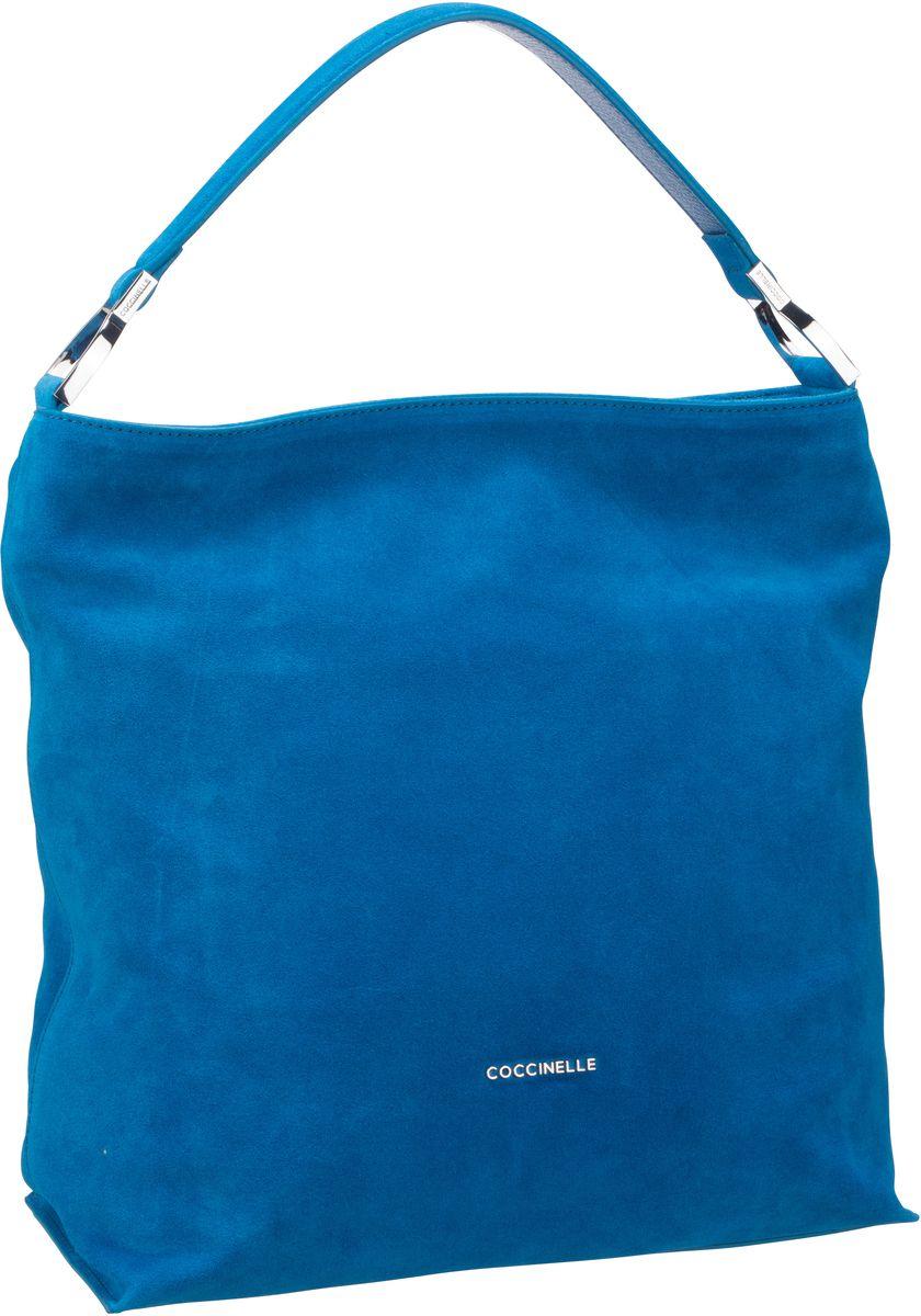 Handtasche Keyla Suede 1302 Signal Blue
