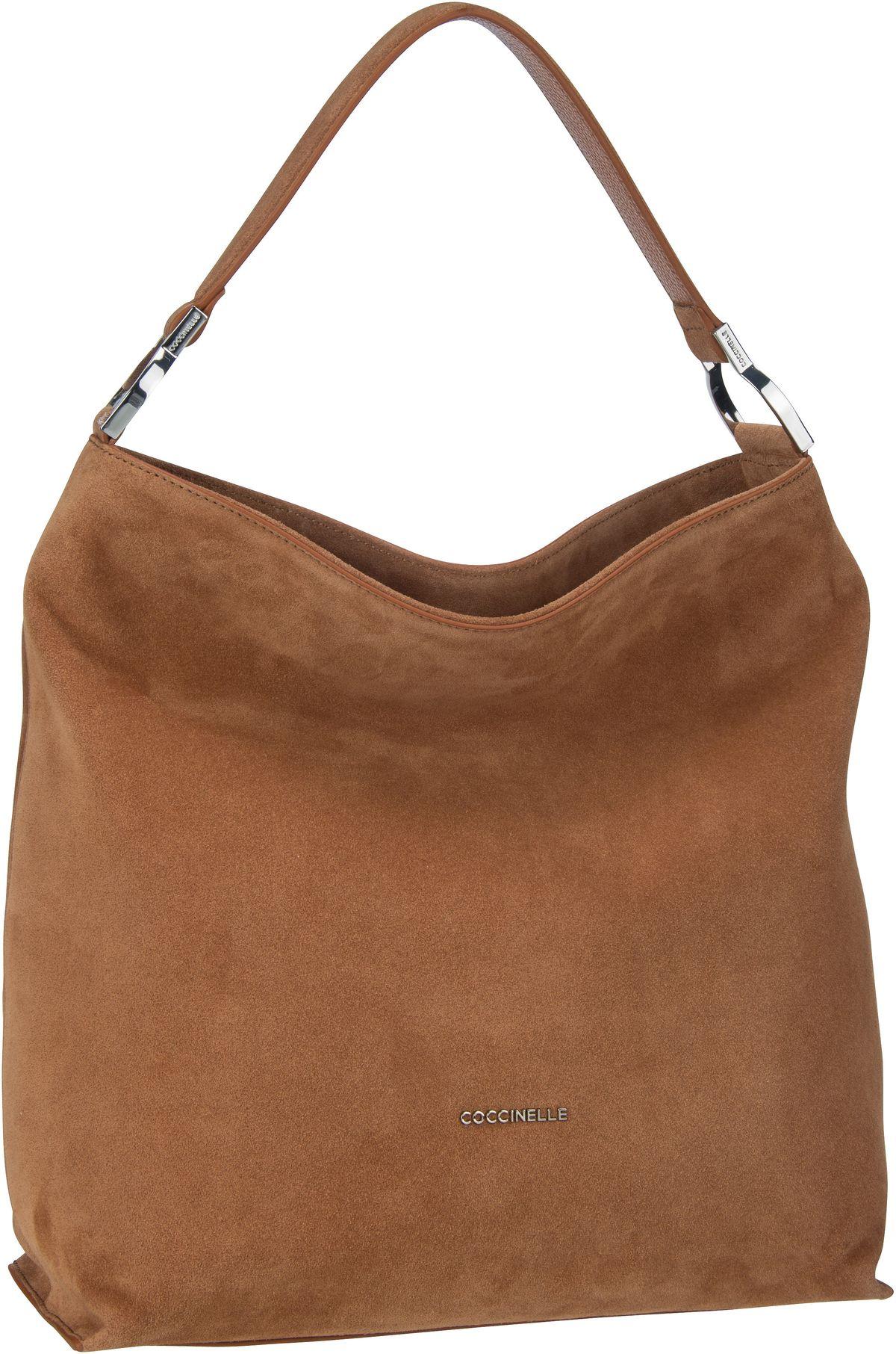 Handtasche Keyla Suede 1302 Tan