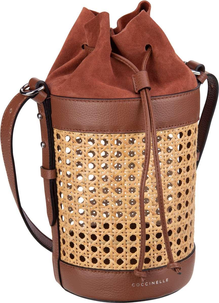 Handtasche Beta Vienna Straw 2302 Brulé
