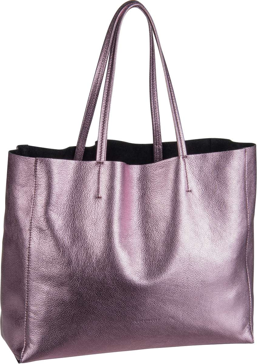 Shopper Delta Metal 1101 Bubble Gum Metallic