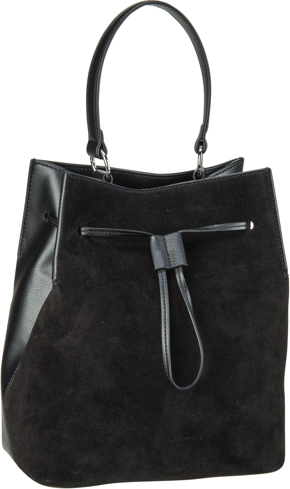 Handtasche Sandy Bimaterial 2301 Nero