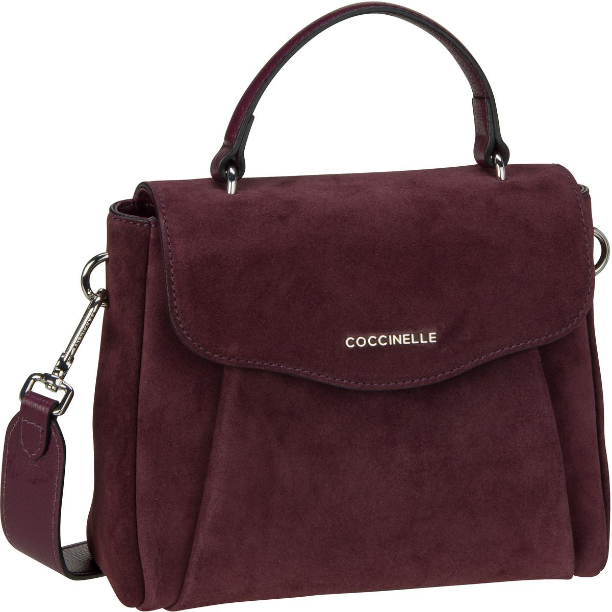 Handtasche Andromeda Suede 5501 Plum