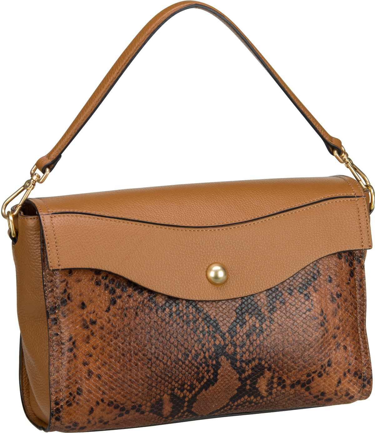 Handtasche Paul Mix 1201 Caramel