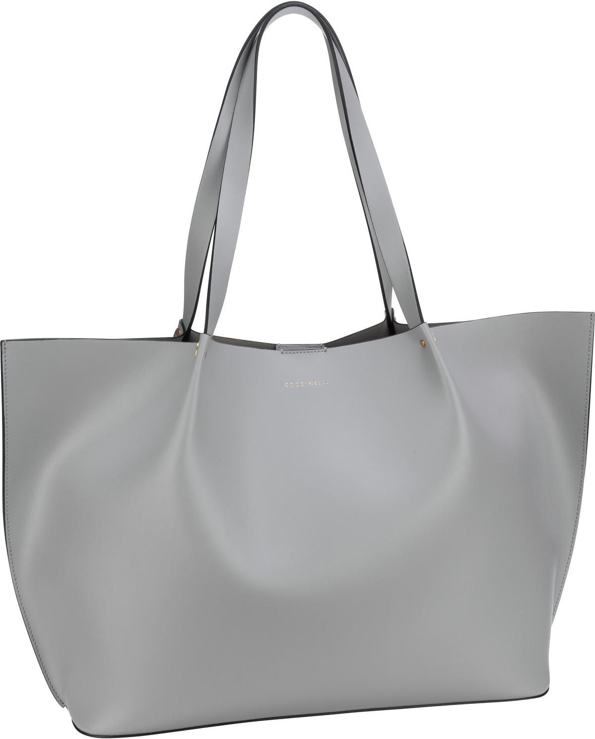 Shopper - Coccinelle Shopper Fenice 1101 Dolphin  - Onlineshop Taschenkaufhaus