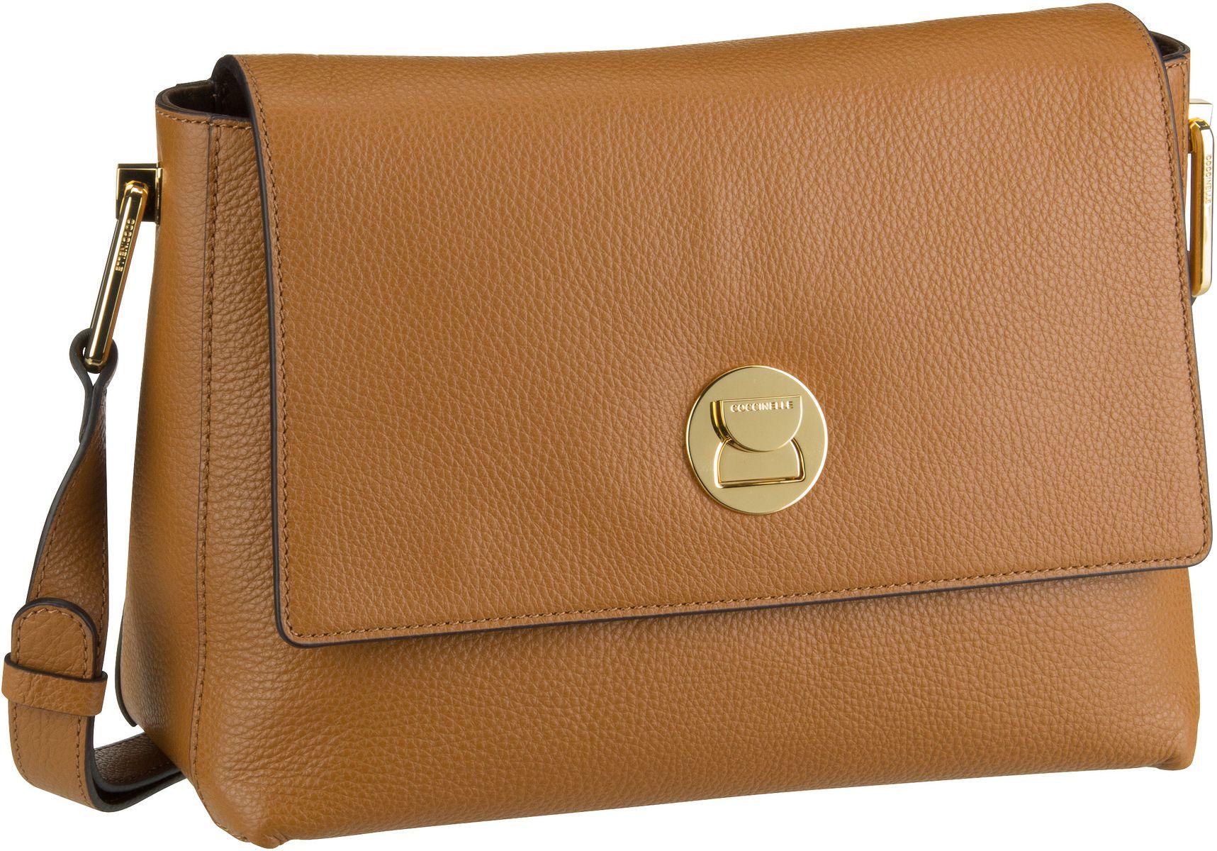 Handtasche Liya 1205 Caramel/Moka