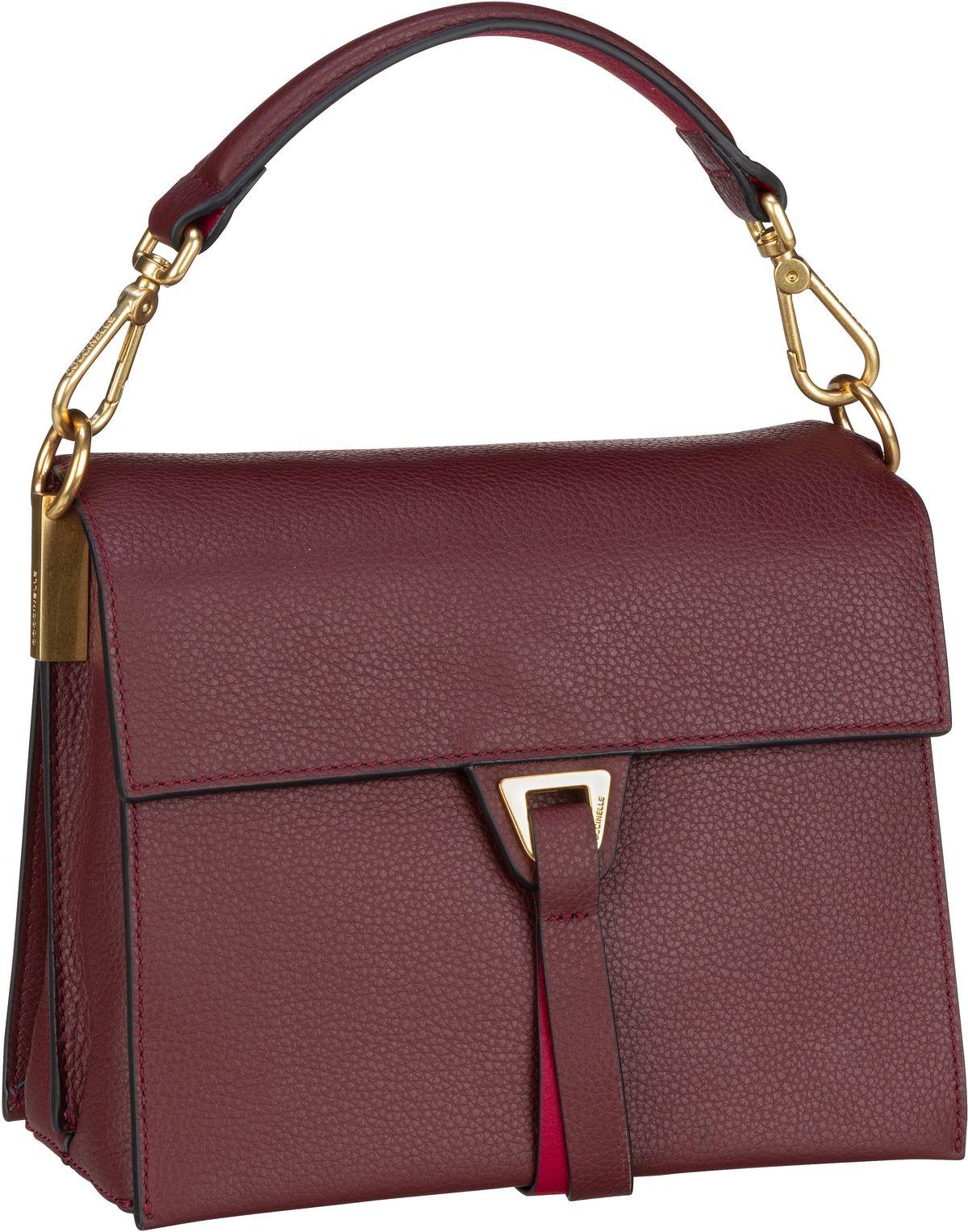 Handtasche Louise 1501 Marsala/Cherry