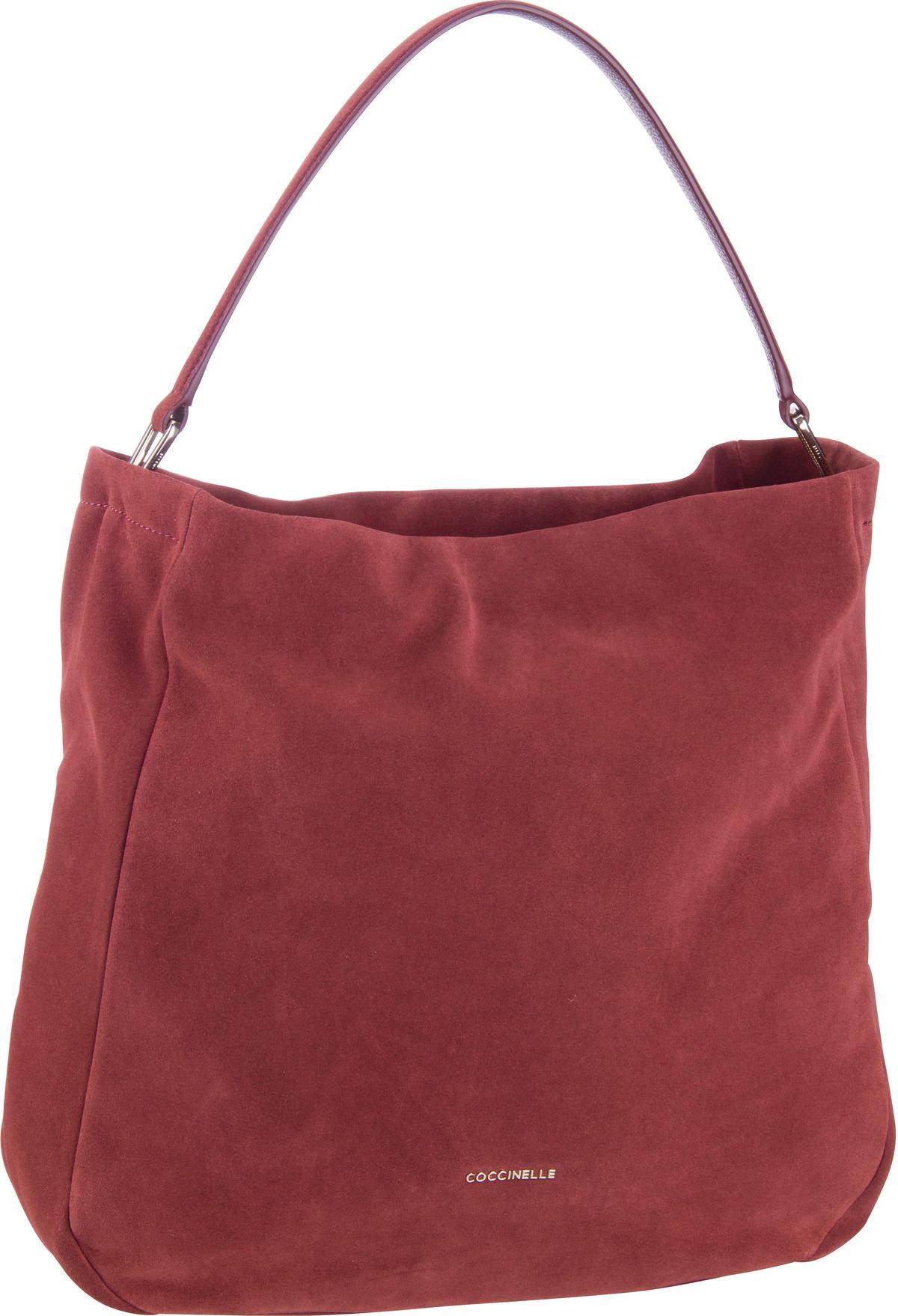 Handtasche Rendez-Vous Suede 1302 Marsala