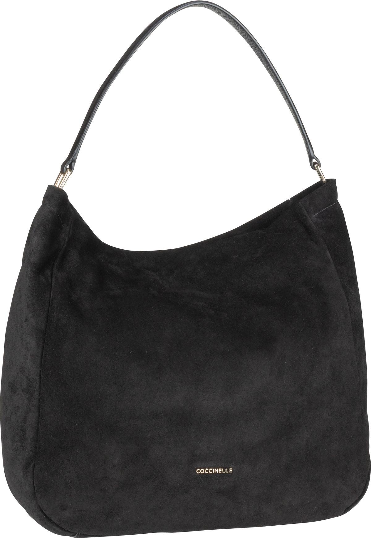 Handtasche Rendez-Vous Suede 1302 Nero