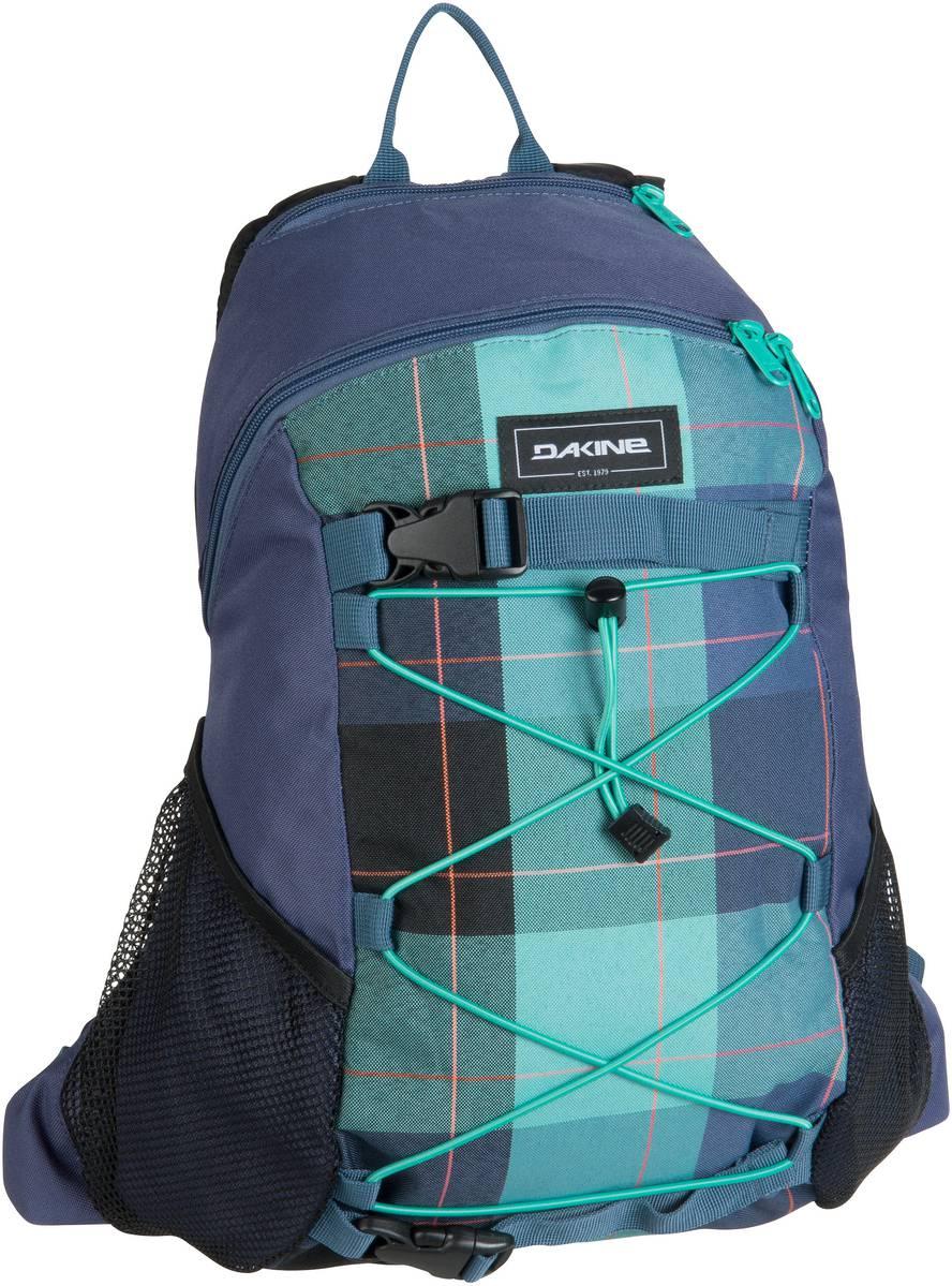 Rucksack / Daypack Wonder Pack Aquamarine (innen: Rot) (15 Liter)