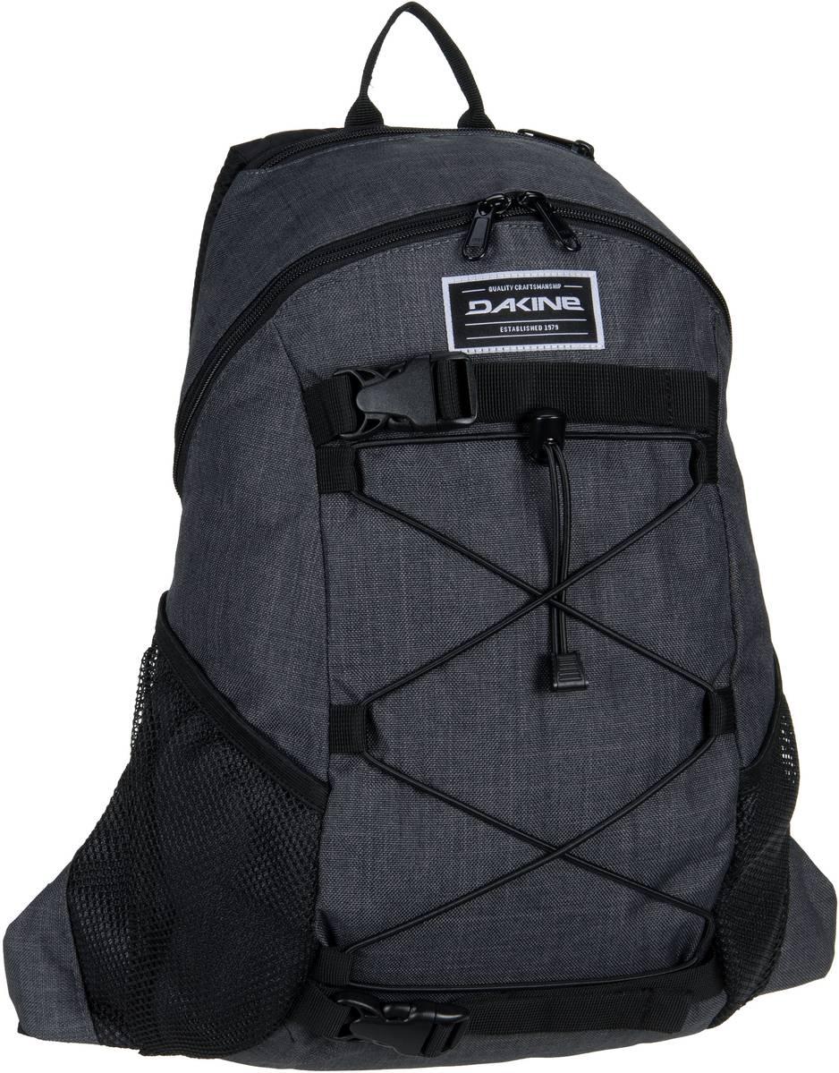 Rucksack / Daypack Wonder Pack Carbon (innen: Grau) (15 Liter)