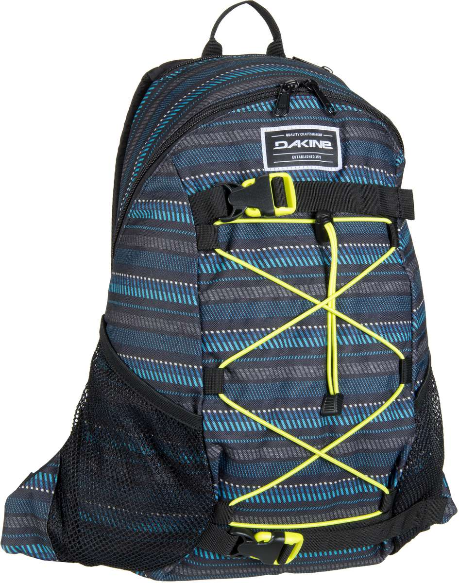 Rucksack / Daypack Wonder Pack Ventana (innen: Gelb) (15 Liter)