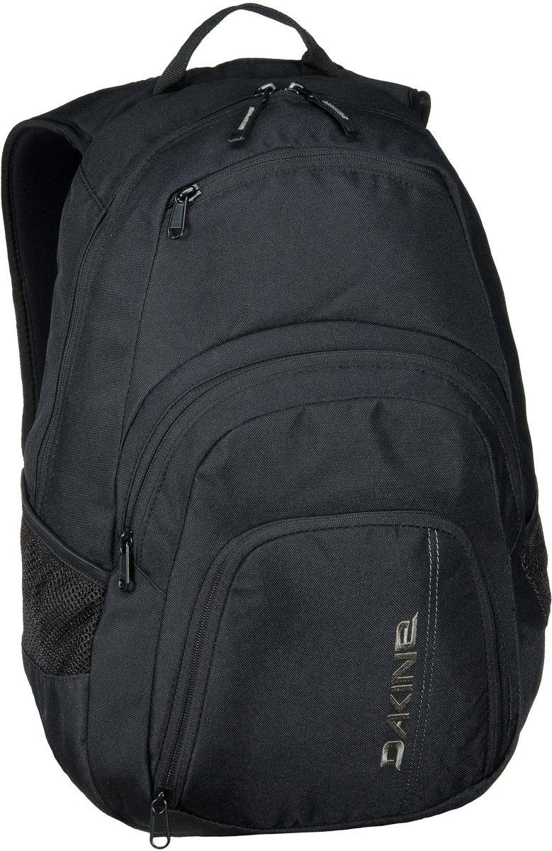 Laptoprucksack Campus 25L Black (innen: Grau) (25 Liter)
