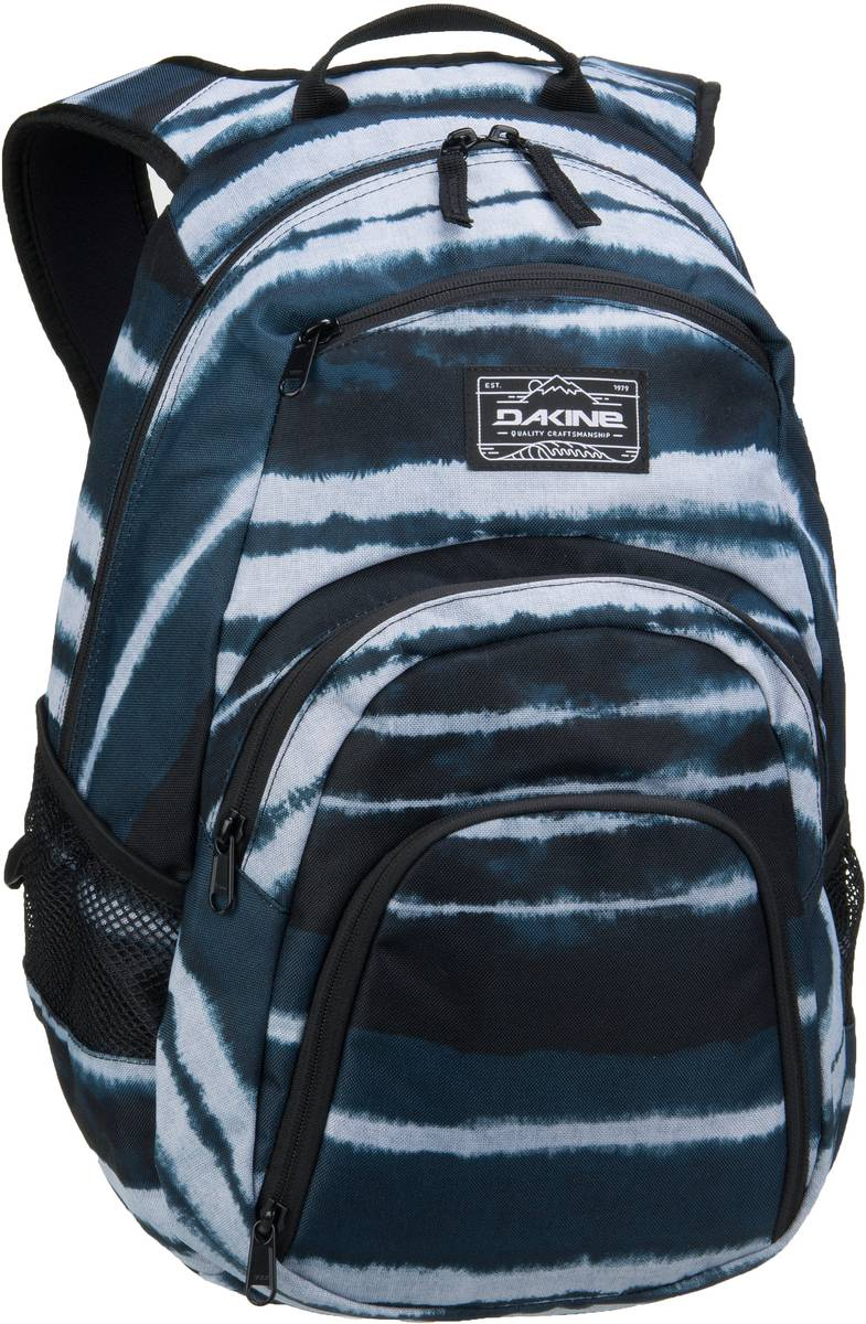 Laptoprucksack Campus 25L Resin Stripe (innen: Bordeaux) (25 Liter)