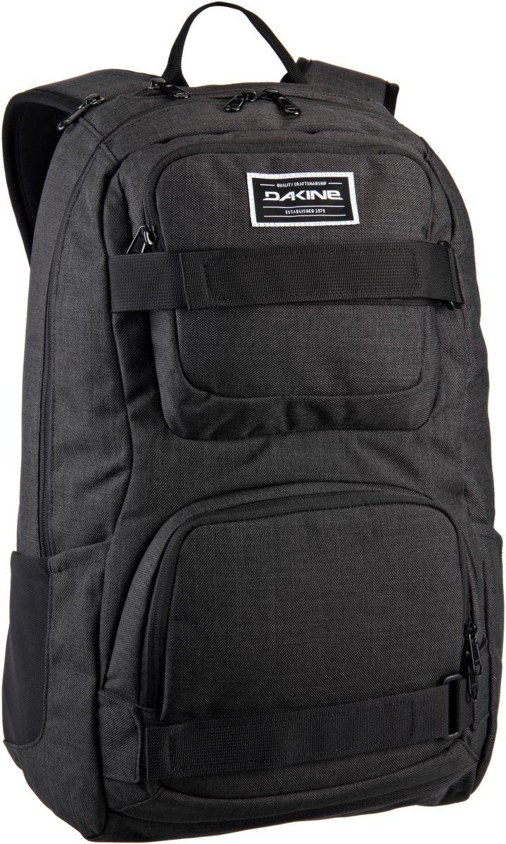 Rucksack / Daypack Duel 26L Black (innen: Grau) (26 Liter)