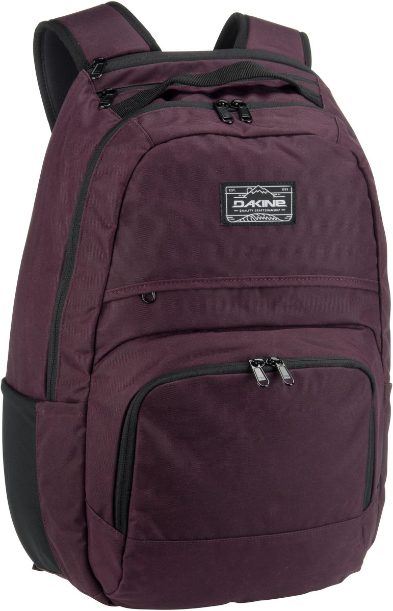 Laptoprucksack Campus DLX 33L Plum Shadow (33 Liter)