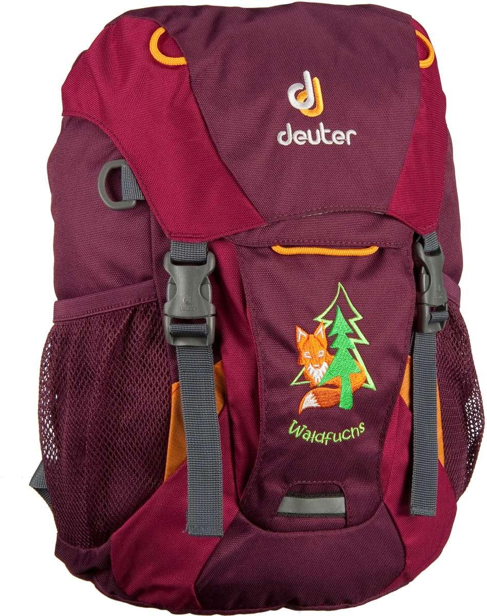 Rucksack / Daypack Waldfuchs Blackberry/Magenta (10 Liter)
