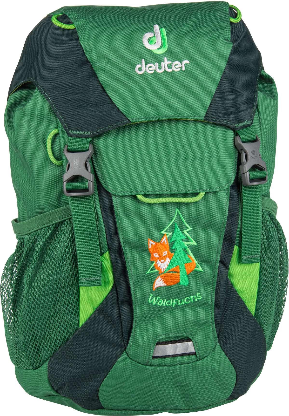 Rucksack / Daypack Waldfuchs Leaf/Forest (10 Liter)