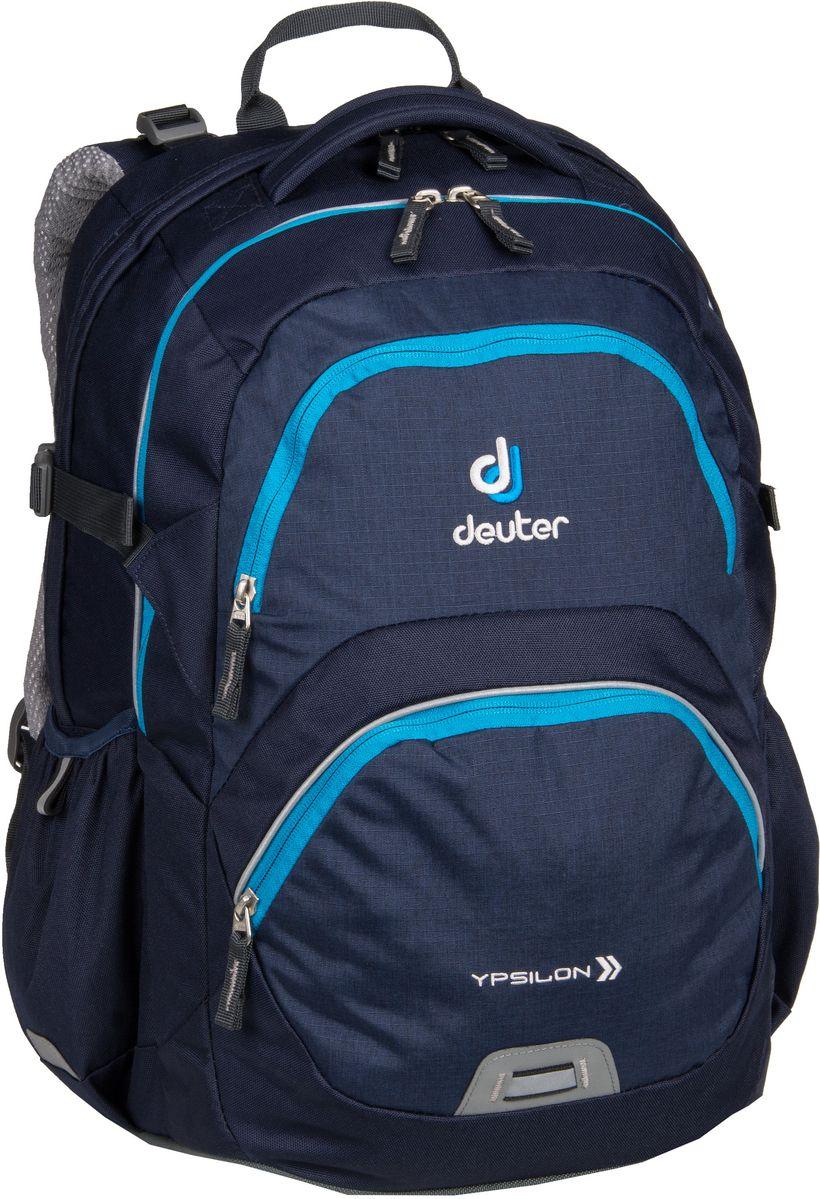 Deuter Schulrucksack Ypsilon Midnight/Turquoise (innen: Blau) - Rucksack / Daypack, Rucksack / Daypack, Kinderrucksack, Schulrucksack 80223-3306