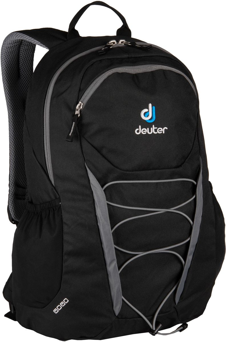 rucksack daypack gogo black titan 25 liter von deuter. Black Bedroom Furniture Sets. Home Design Ideas