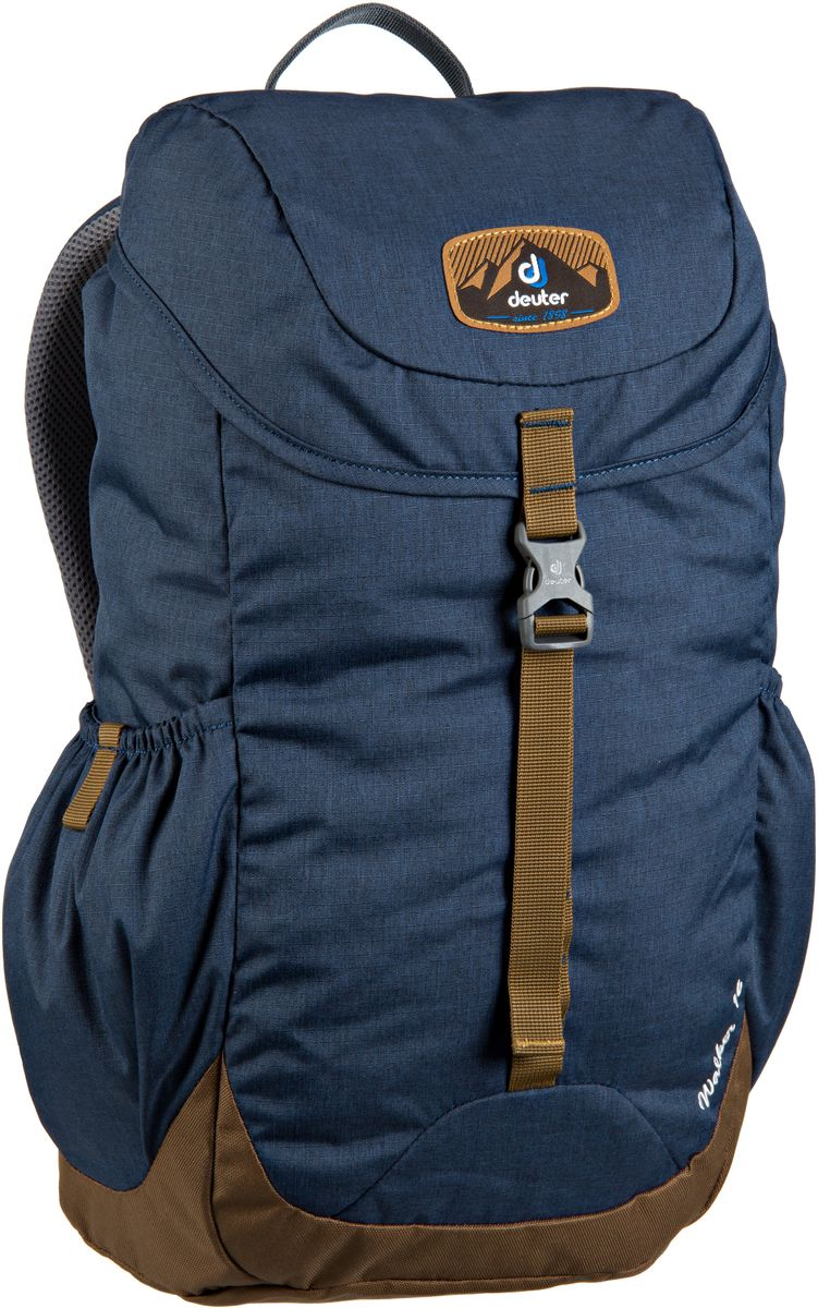 Rucksack / Daypack Walker 16 Midnight/Lion (16 Liter)