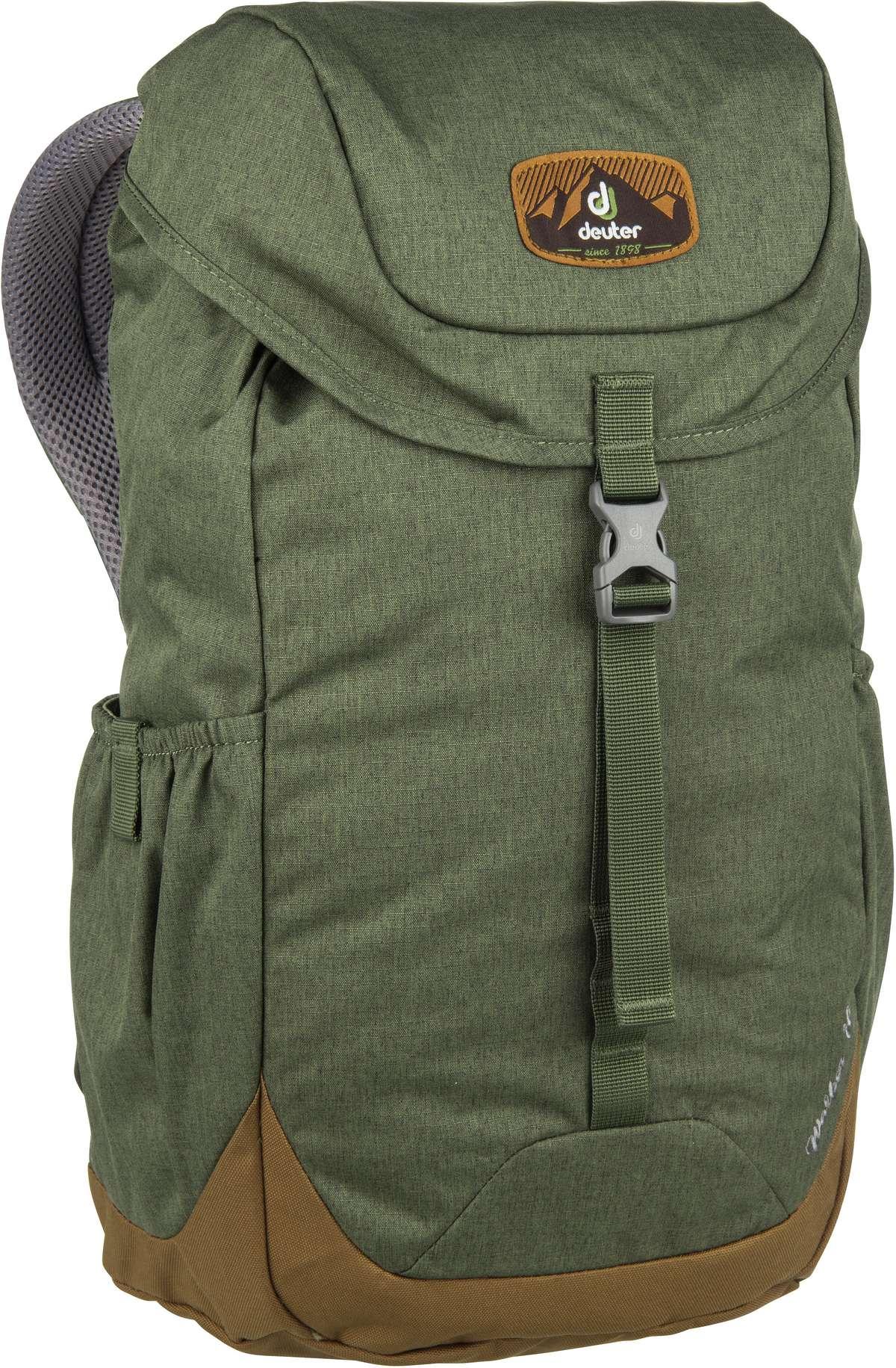 Rucksack / Daypack Walker 16 Khaki/Lion (16 Liter)