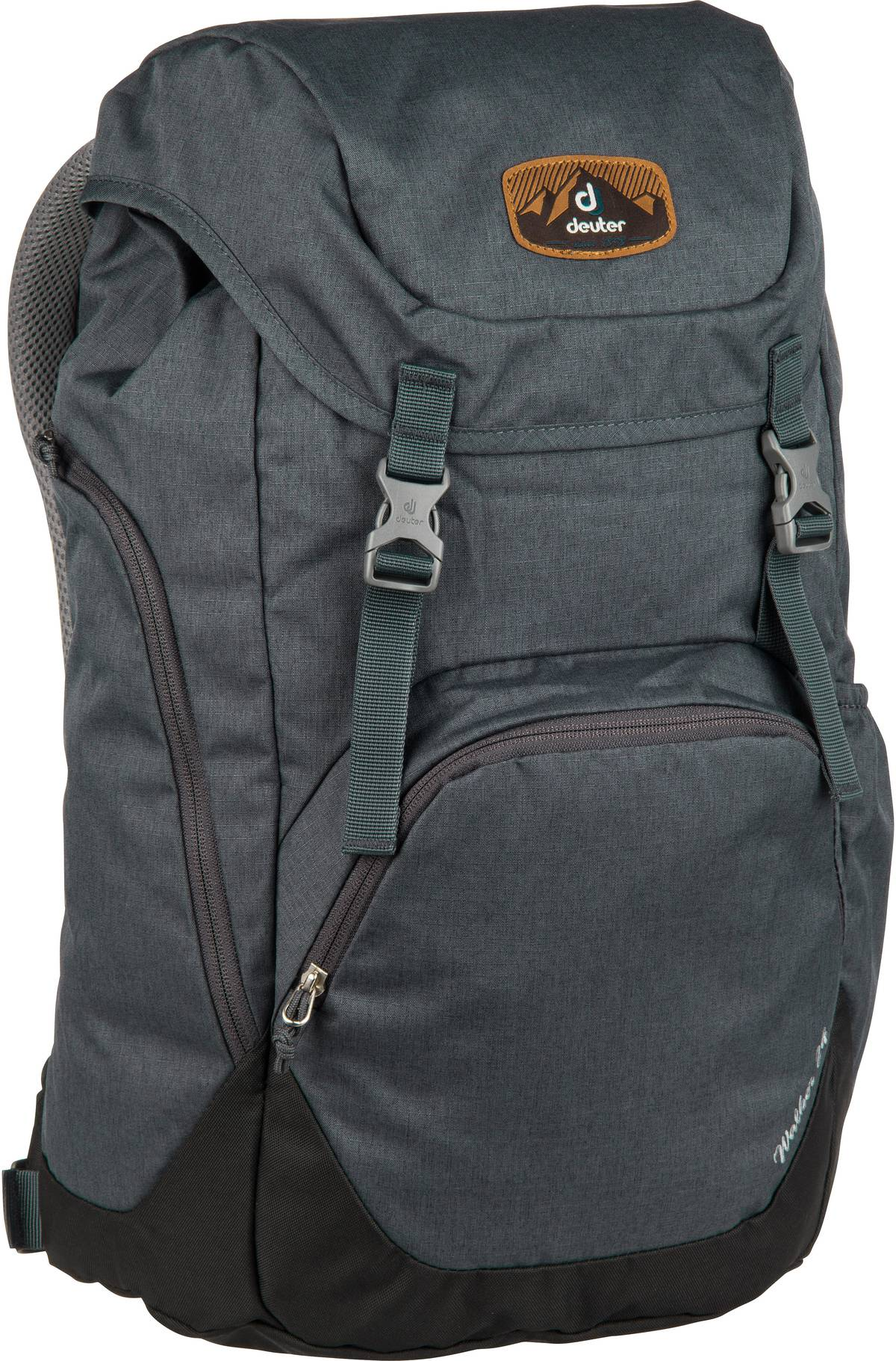 Laptoprucksack Walker 24 Graphite/Black (24 Liter)