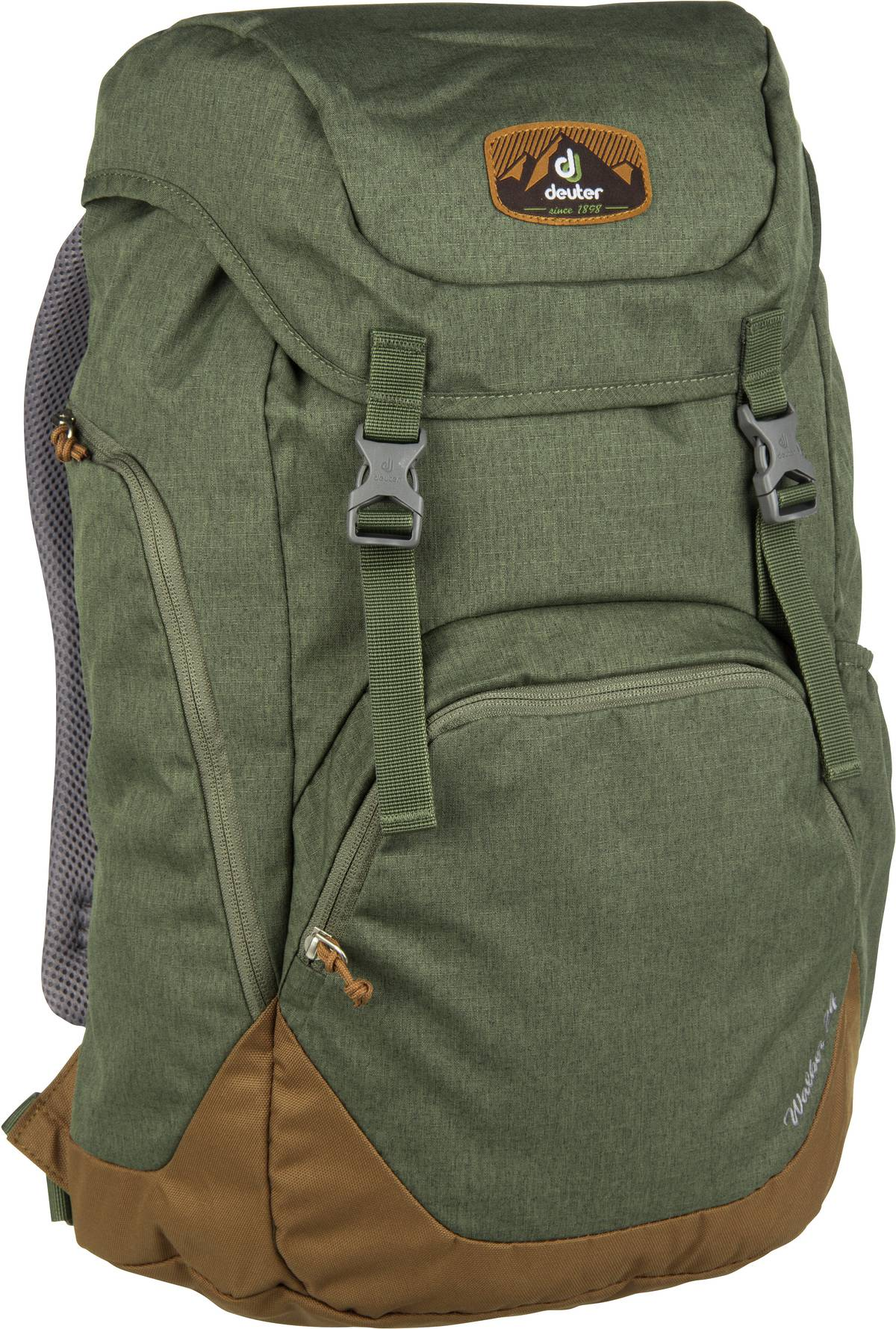 Laptoprucksack Walker 24 Khaki/Lion (24 Liter)