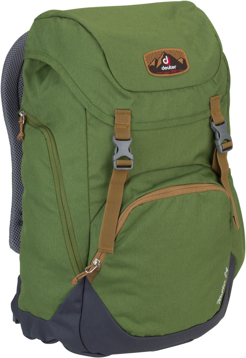 Laptoprucksack Walker 24 Pine/Graphite (24 Liter)