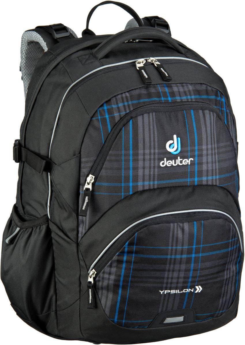 Deuter Schulrucksack Ypsilon Set Blueline Check - Rucksack / Daypack, Kinderrucksack, Rucksack / Daypack, Schulrucksack 80223SET-7309