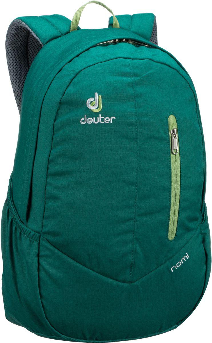 Rucksaecke für Frauen - Deuter Rucksack Daypack Nomi II Alpinegreen Avocado (16 Liter)  - Onlineshop Taschenkaufhaus
