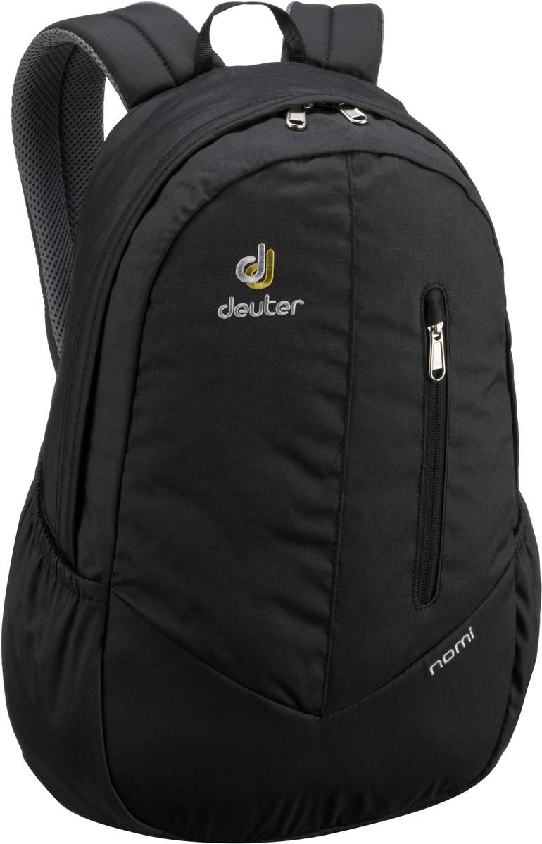 Rucksaecke für Frauen - Deuter Rucksack Daypack Nomi II Black (16 Liter)  - Onlineshop Taschenkaufhaus