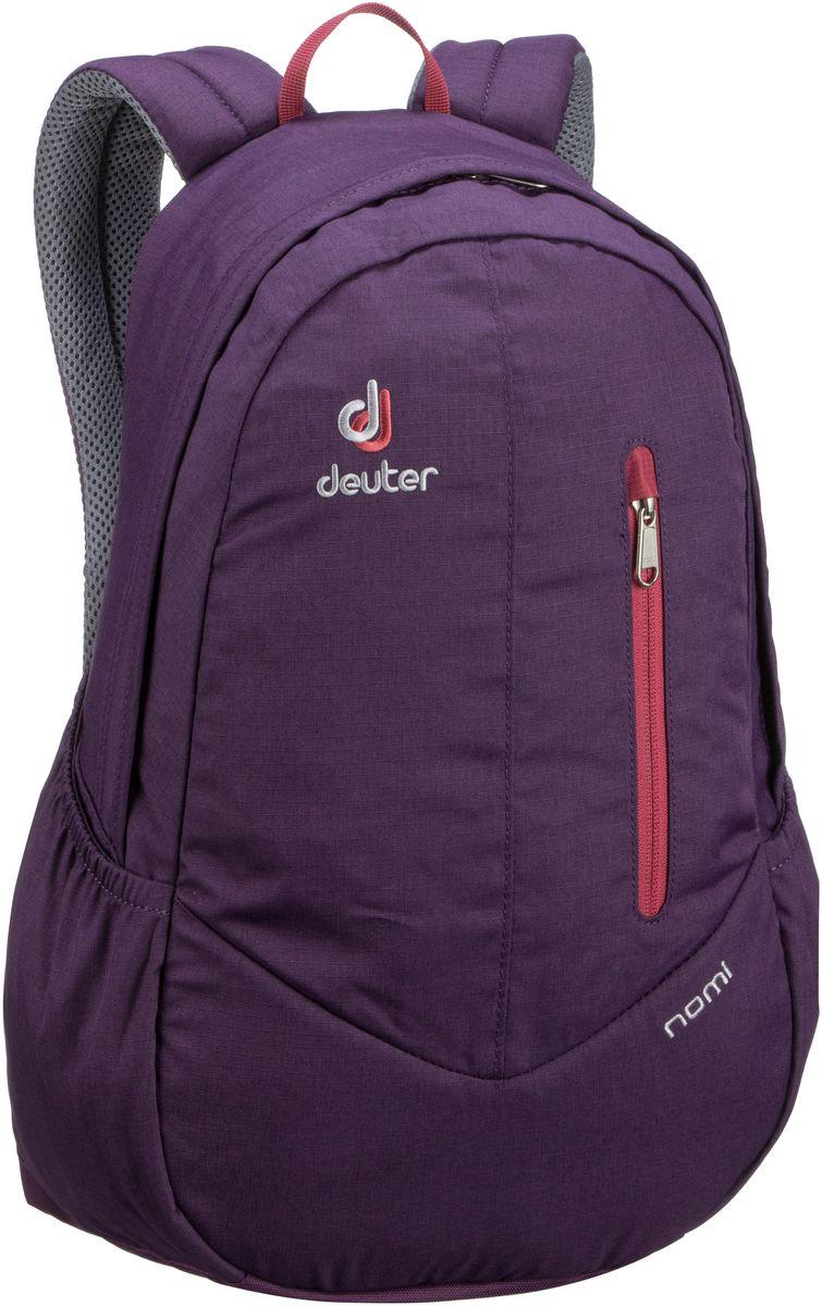 Rucksaecke für Frauen - Deuter Rucksack Daypack Nomi II Plum Cardinal (16 Liter)  - Onlineshop Taschenkaufhaus