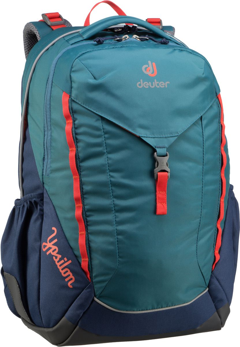 Rucksack / Daypack Ypsilon Denim/Midnight (innen: Orange) (28 Liter)