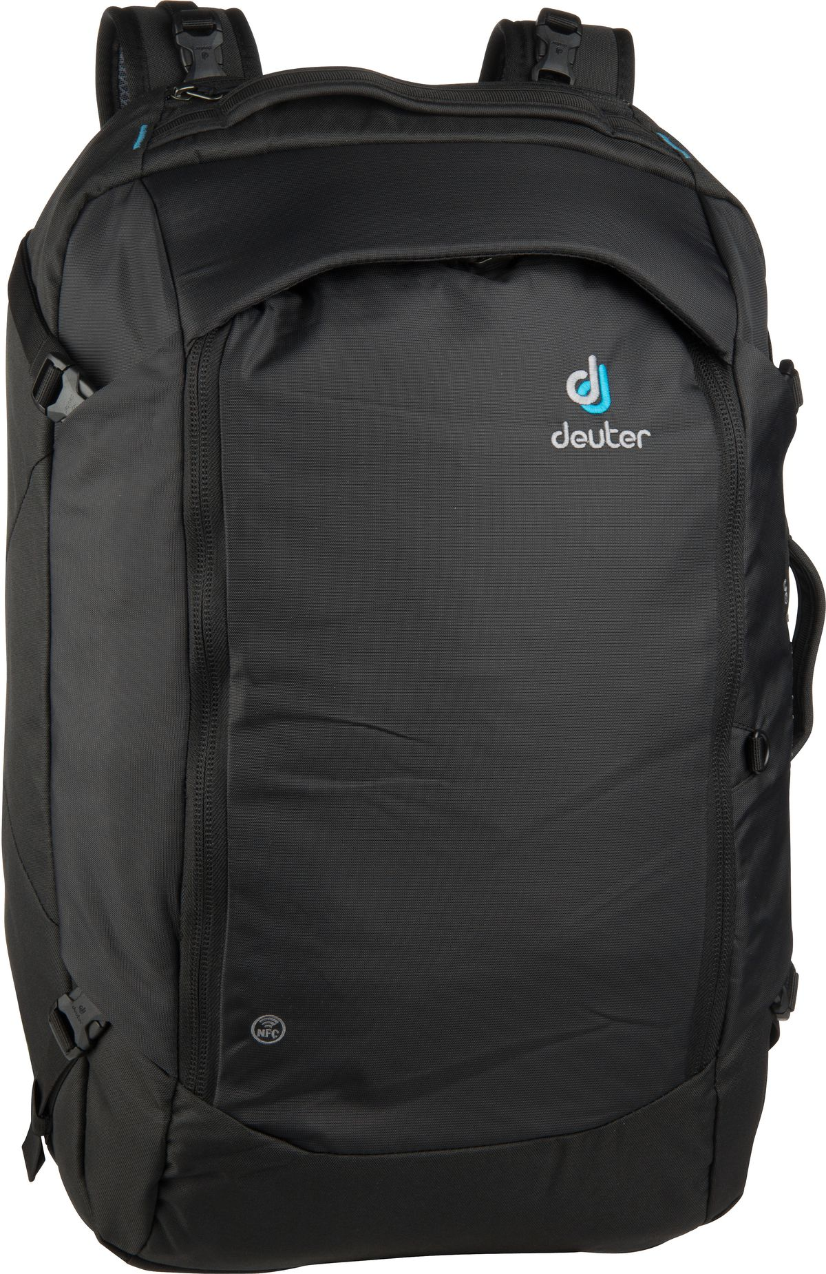 Laptoprucksack Aviant Access 38 Black (38 Liter)