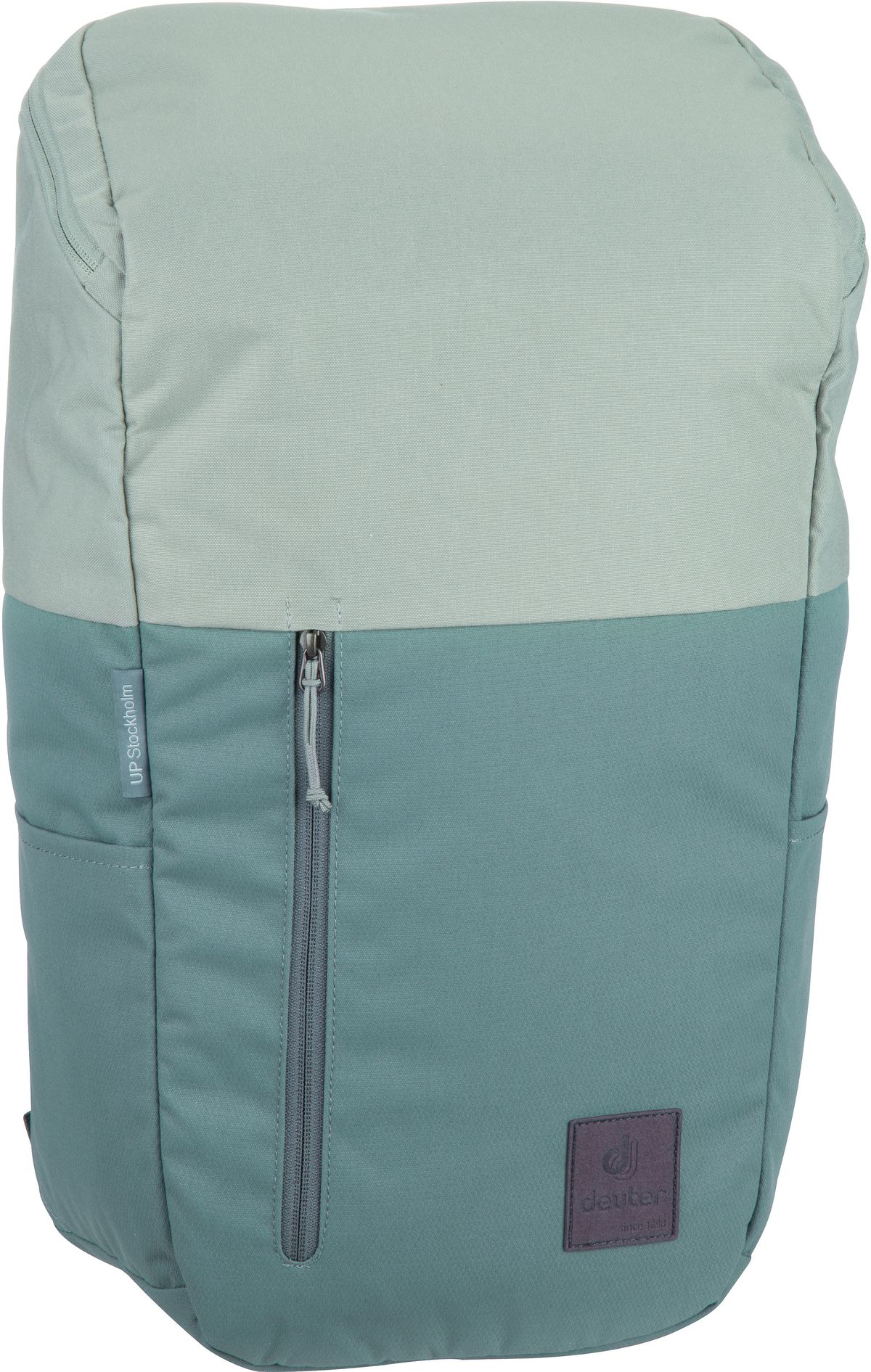 Laptoprucksack Up Stockholm Teal/Sage (22 Liter)
