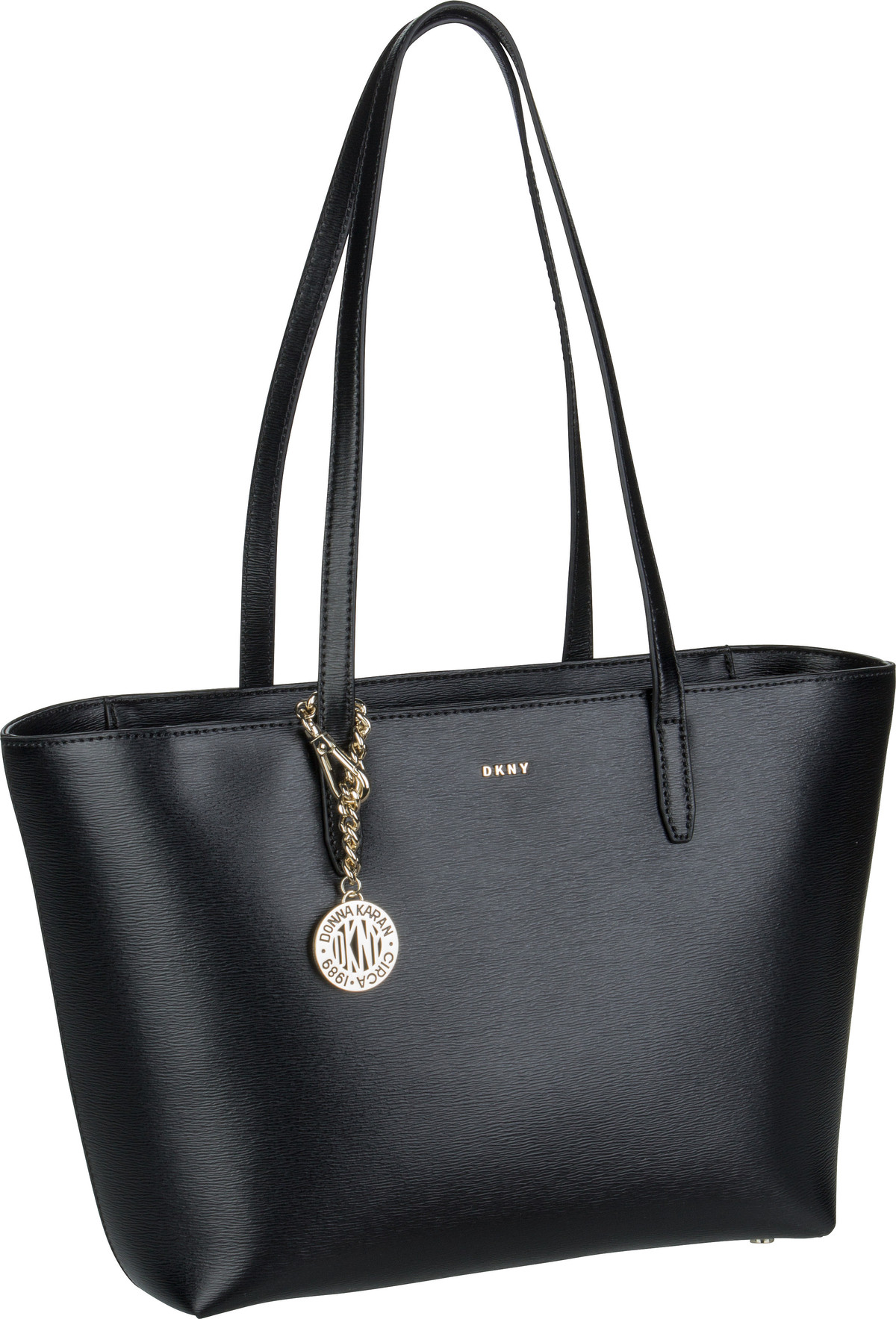 Shopper Bryant Sutton Medium Tote Black/Gold