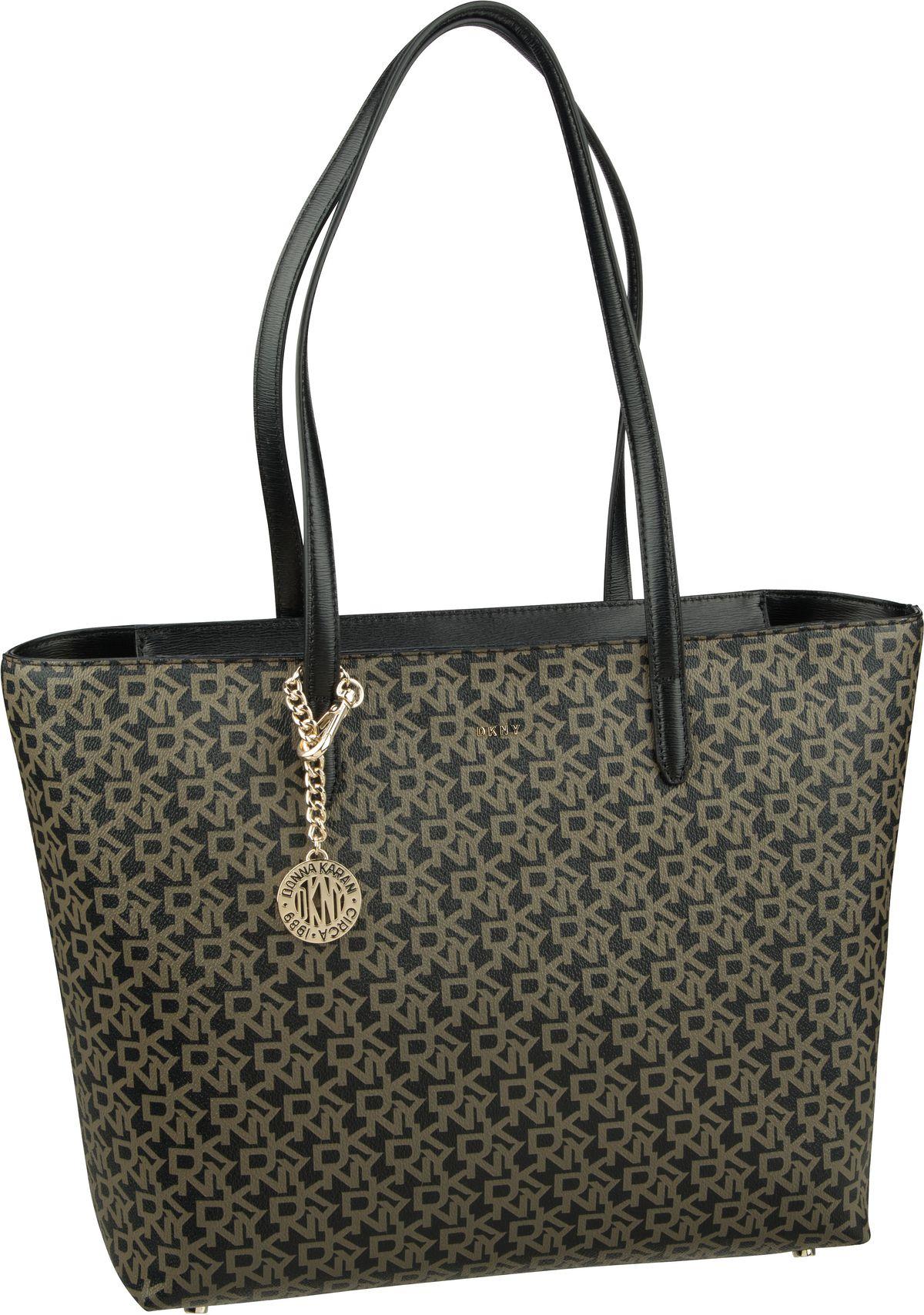 Handtasche Bryant Logo Large Tote Ebony/Black