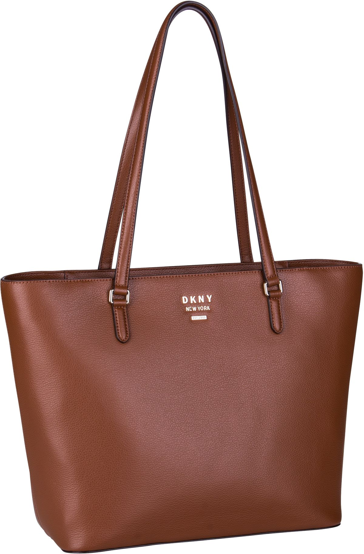 Shopper Whitney Pebble Large Tote Caramel