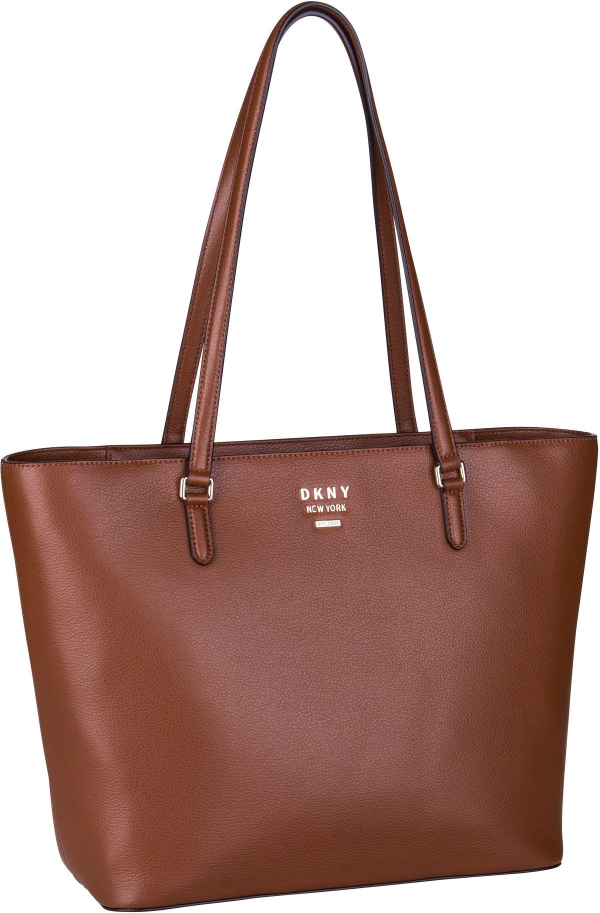 Shopper - DKNY Shopper Whitney Pebble Large Tote Caramel  - Onlineshop Taschenkaufhaus