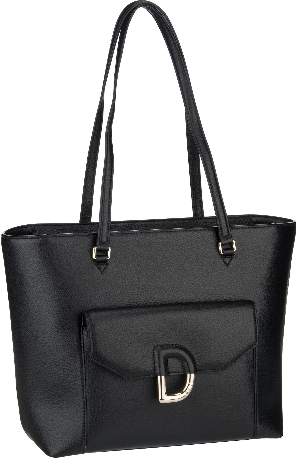 Handtasche Von Tote Black/Gold