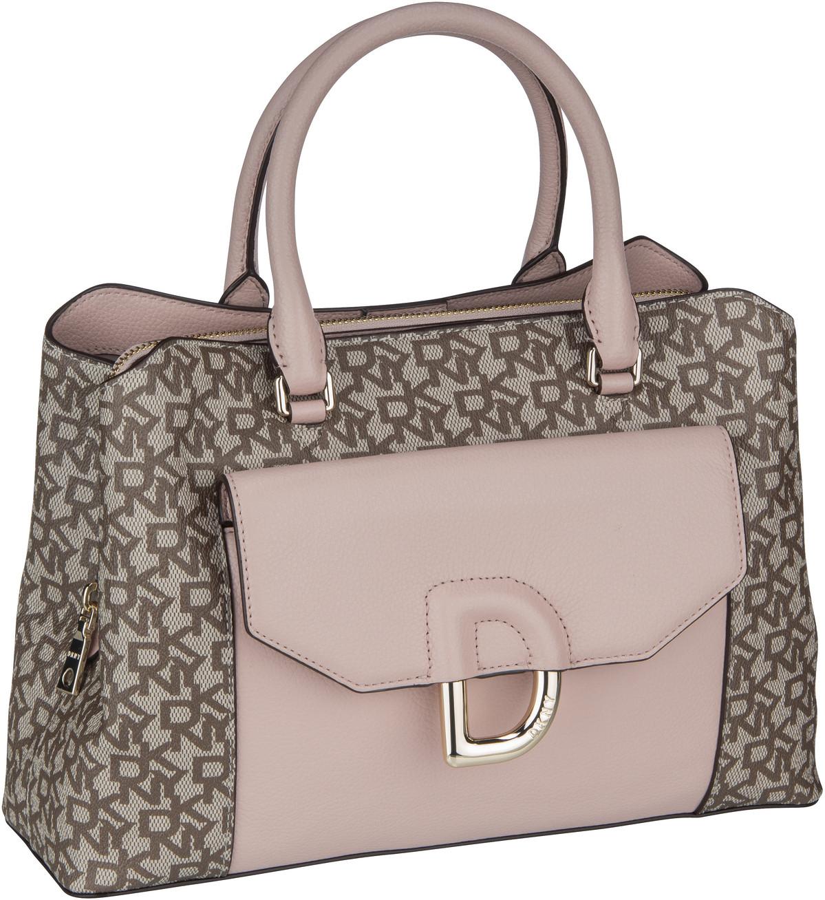 Handtasche Von Logo Triple Satchel Chino Logo/Cashmere