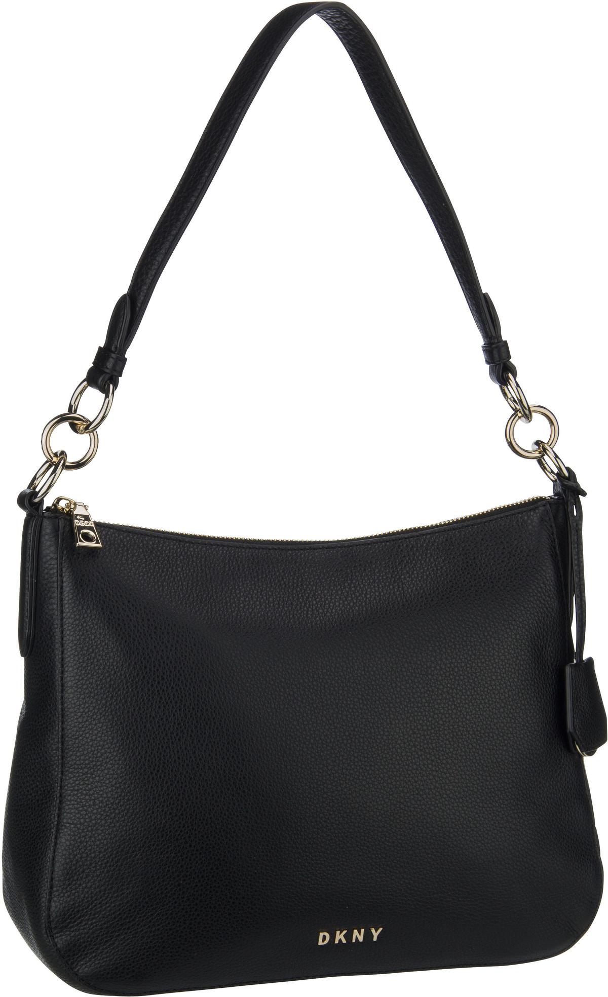 Handtasche Daysie Large Hobo Black/Gold