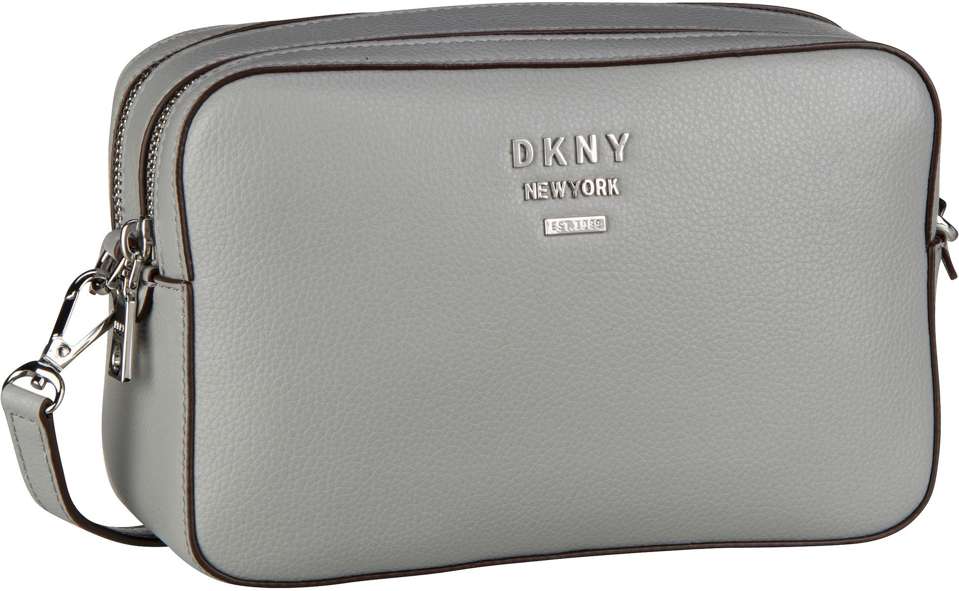Umhängetasche Whitney Pebble Camera Bag Grey Melange