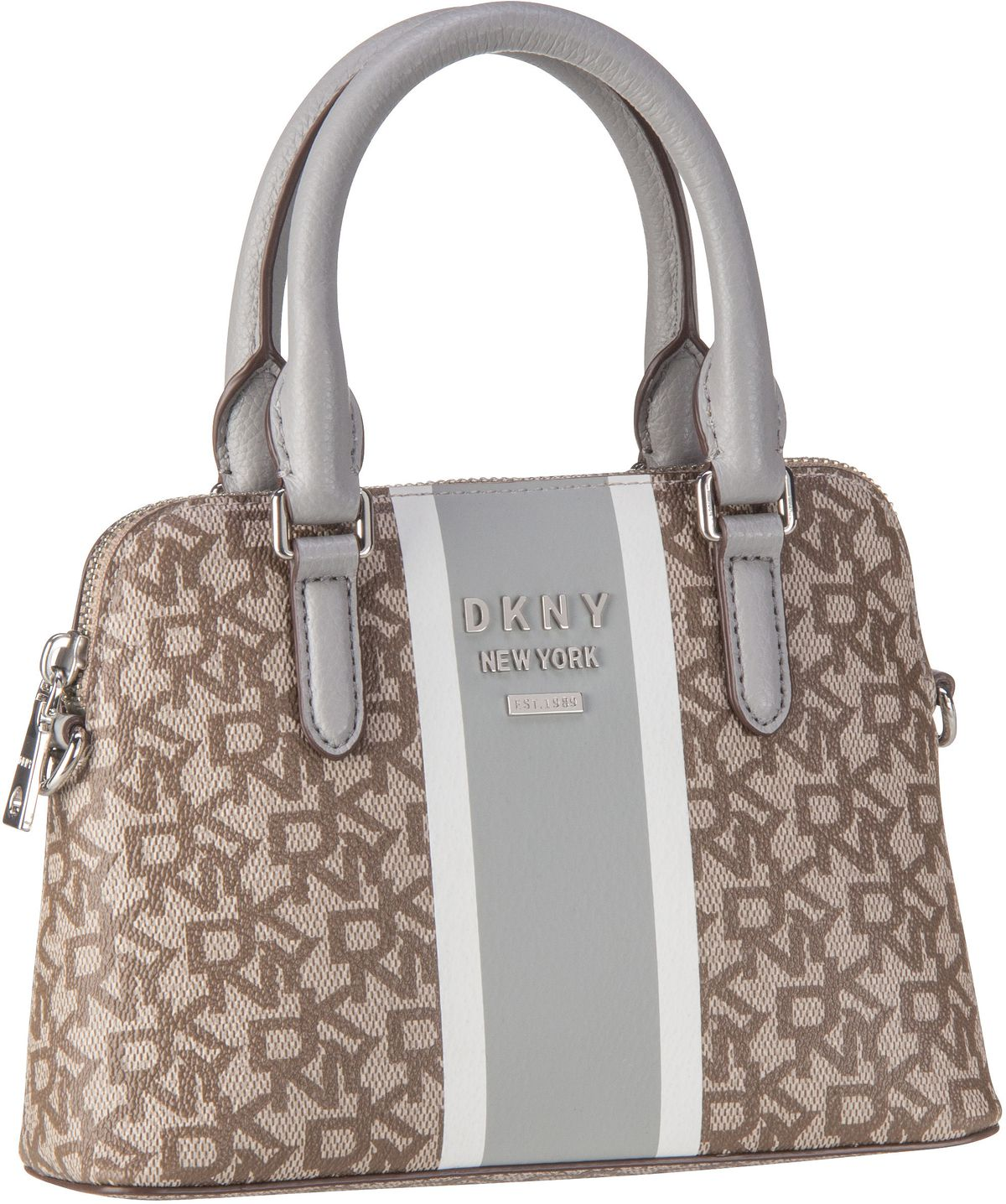 Umhängetasche Whitney Mini Dome Satchel Chino/Grey Melange