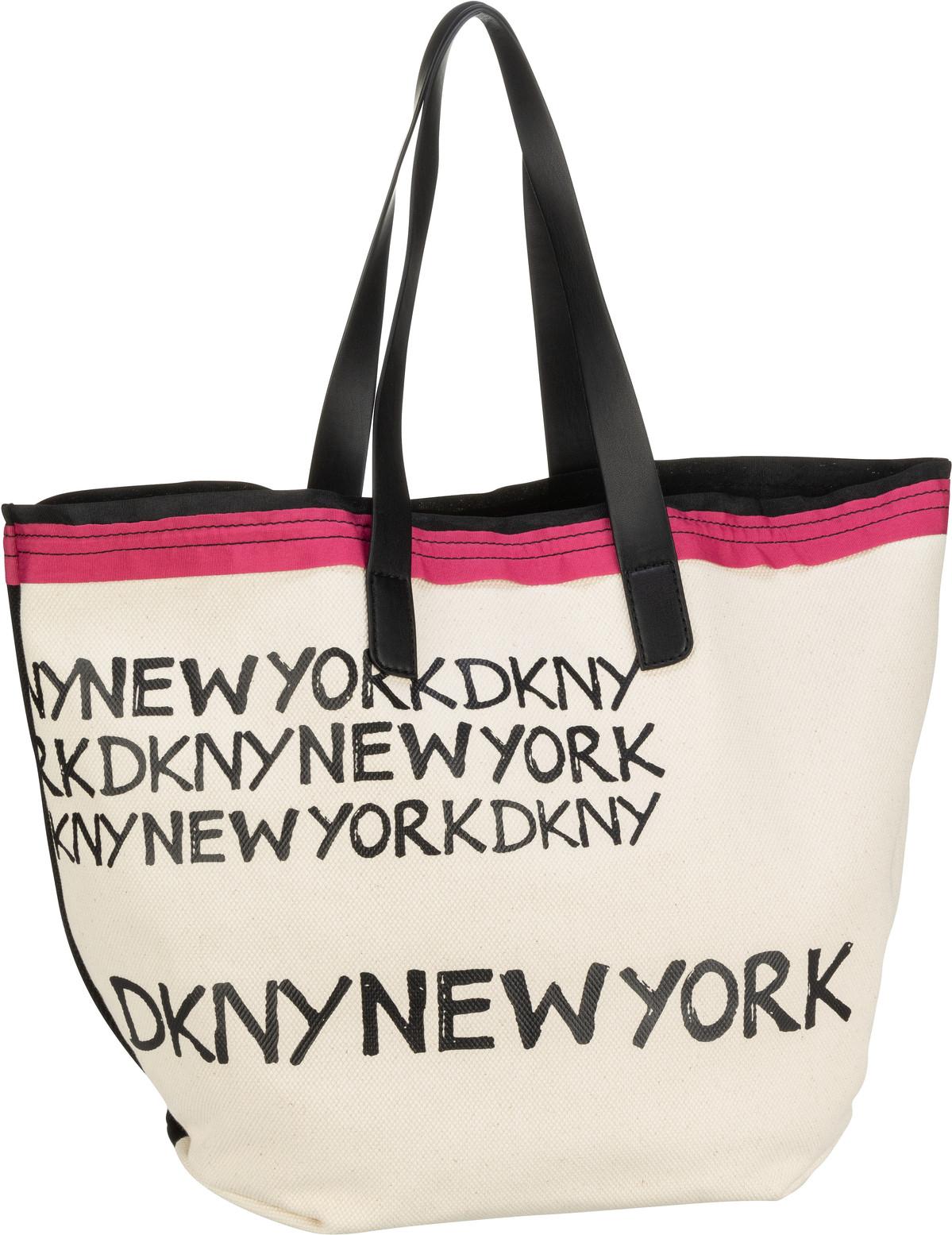 Handtasche Cori Shopper Ivory/Multi