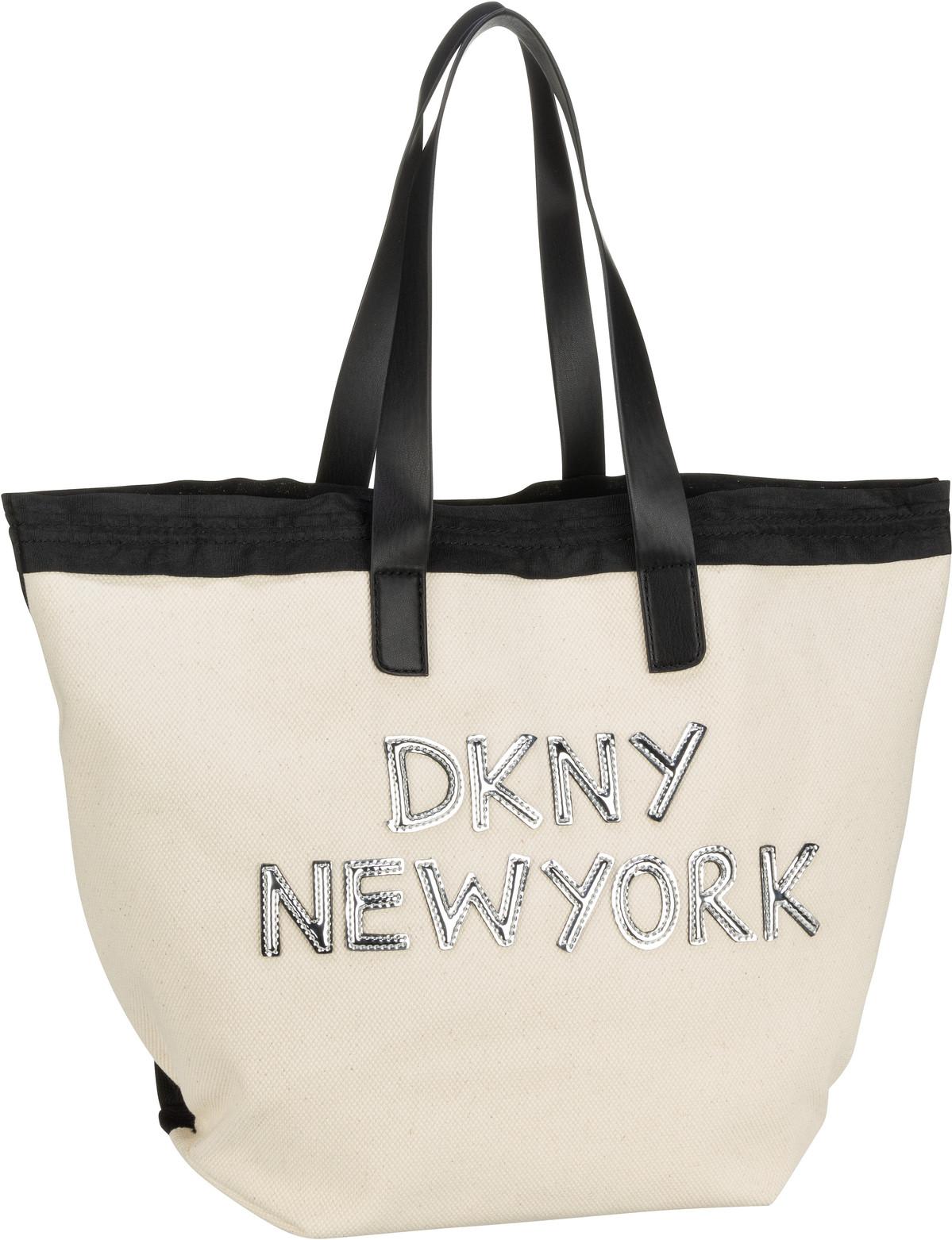 Handtasche Cori Shopper Ivory/Silver