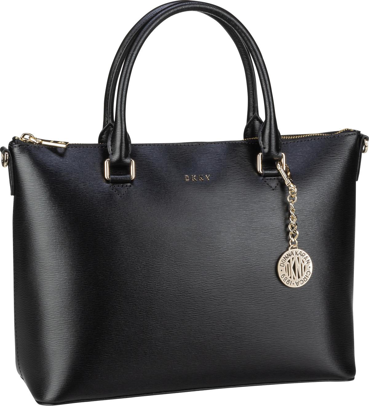 Handtasche Bryant Sutton Satchel Black/Gold