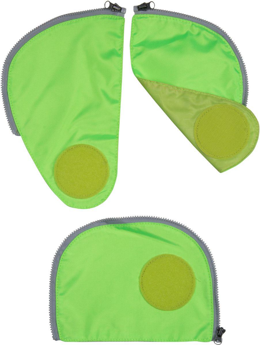 Sicherheitsset 3-teilig Grün