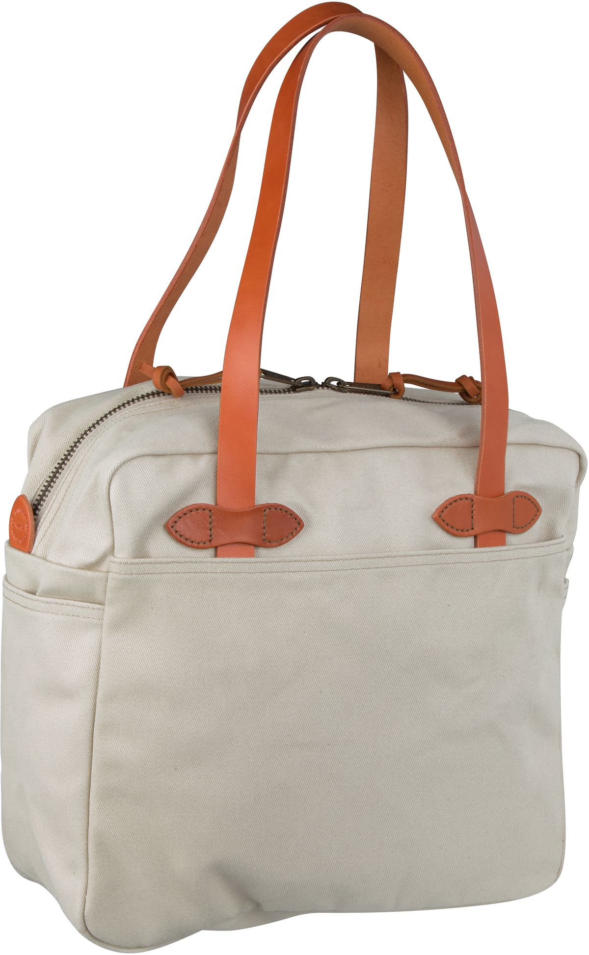 Filson Handtasche Tote Bag with Zipper Natural (25 Liter)